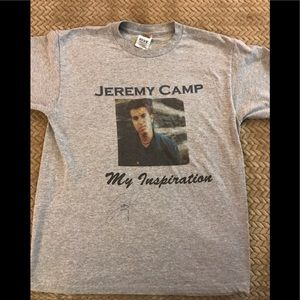 Signed tee JEREMY CAMP